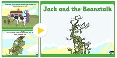 Jack and the Beanstalk Story Powerpoint