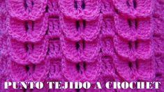 Punto a crochet o ganchillo # 14 para cualquier prenda tejida