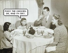 Dear hypothetically gay son... parenting blog.