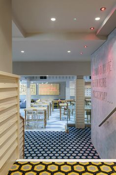 Cribbar surf bar by Absolute, Newquay – UK