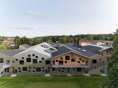 İnsan Ölçeğinde Bir Okul Binası