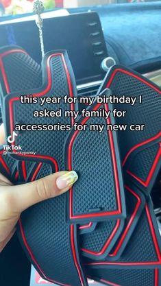 Car Interior Accessories, Car Interior Decor, Truck Accessories, Car Interior Design, Pink Car Interior, Wrangler Accessories, Jimny Suzuki, Girly Car, Car Essentials