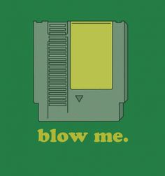 Blow Me - BustedTees - Image 1 $20 (+ 40% off coupon)