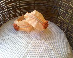 tiara faixa laranja... R$8,00