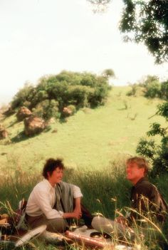 Out of Africa-the most romantic movie ever! I think every women can relate with Karen Blixen in some way.