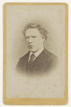 Винсент Ван Гог, 1873 г