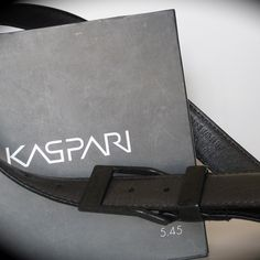 KASPARI belt with carbon fiber buckle . #getkaspari #box #whatsetsyouapart#acceleratedevolution#iphone#instagram#luxuryworld#picoftheday#instabest#instagood#is#perfect#afreedom is #priceless