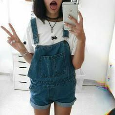 hottest summer outfits ideas to stand out from the crowd 6 ~ my. hottest summer outfits ideas to s. Grunge Outfits, Hipster Outfits, Edgy Outfits, Mode Outfits, Outfits For Teens, School Outfits, Pink Outfits, Dress Outfits, Fashion Mode