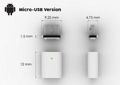 Lee ZNAPS, un adaptador magnético para el cargador de tu smartphone