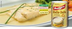 Burgl's Helle Soße Fett, Chicken, Glutenfree, Products, Cubs