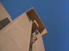 """NCAR by I.M. Pei in Boulder, CO (with Woody Allen rappelling off it in his movie """"Sleeper"""")"""