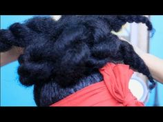 Chic & super easy protective style for old hair SUBSCRIBE https://www.youtube.com/user/BargainPrincess Please excuse the extra blurriness in the beginning :x...