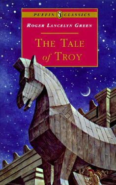 """The Tale of Troy - Retold from the Ancient Authors (Puffin Classics)"" av Roger Green"