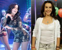 Poderosa Anitta e consagrada Lucélia Santos fecham o timaço do 'Dança 2014' - Domingão do Faustão