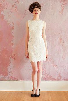 Vestidos de novia de Sarah Seven Primavera – Verano 2013