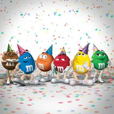 M&M's kicks off its 75th anniversary this March with a flavorful yearlong celebration as the best-selling candy in the good ole USA.