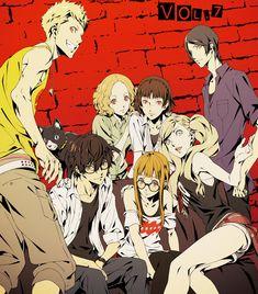 Persona 5 Protagonist Art T-Shirt Shin Megami Tensei Phantom Thieves of Hearts