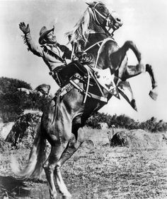 ROY ROGERS AND TRIGGER ARE MY HEROES!!!