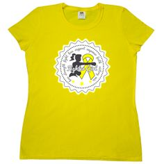 Ewings Sarcoma Fighter Girl Women's T-Shirt featuring a silhouette female figure in a fighter position ready to take on the fight against cancer with an empowering words of Love, Strength, Fight, Empower, Faith, Victory and Win by store.gifts4awareness. #EwingsSarcomaAwareness