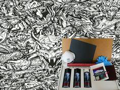 Hydrographics Dip Kit Activator Water Transfer Printing Dragons Skulls animals #VortexDipKitVortexdipkitVortexdipkit2