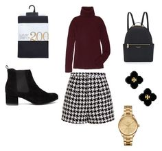 """""""Some kind of print"""" by fearlesscy on Polyvore featuring Emma Cook, The Row, Tory Burch, Lacoste and Henri Bendel"""