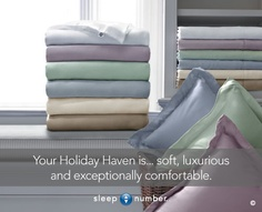 I definitely need a full ensemble of sheets, blankets, and pillows from #SleepNumber. I'm moving to start the new year so it winning this #contest would taking housewarming to a whole new level!