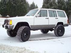 the White xj club - Jeep Cherokee Forum