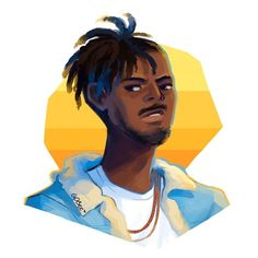 Okay but first Killmonger The refreshing villain Marvel seriously needed . #fanart #illustration #blackpanther #bp #blackpanthermovie #yellow #erik #killmonger #digitalart #quickart #photoshop #wakanda #marvel