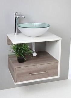 68 Ideas Bathroom Design Zen Bath For 2019 Bathroom Basin Cabinet, Wash Basin Cabinet, Small Bathroom Sinks, Bathroom Design Small, Bathroom Layout, Vanity Wash Basin, Vessel Sink Vanity, Washroom, Bathroom Cabinets