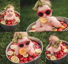 Find a Name for your Baby! 6 month picture fruit bath baby girl pictures – Oaklyn Baby Name – Ideas … 6 Month Pictures, 6 Month Baby Picture Ideas, Baby Monthly Pictures, Summer Baby Pictures, Baby Birthday Pictures, Family Pictures, Milk Bath Photography, Baby Girl Photography, Photography Ideas