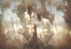 Saatchi Online Artist: Art Venti; Colored Pencils, 2012, Drawing The New Requiem