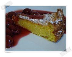 Süße Polenta-Ecken: runde Form, 20 cm Polenta, Form, Desserts, Cheesecake, Small Cake, Circuit, Bakken, Recipies, Tailgate Desserts