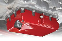 Oil Pan Protection Kits provide an additional layer of protection to the oil pan on Jeep Wrangler JK 3.6L models.
