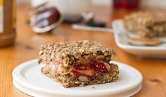 Baked Oatmeal Squares for an on-the-go breakfast