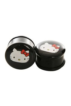 Hello Kitty gauges. I must own these