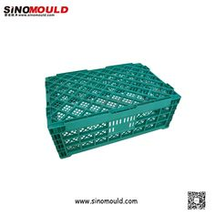F-serie Foldable Crate. Welcome to follow and contact us! Email: sino-mould@hotmail.com. Whatsapp: +86 158-5868-5625.