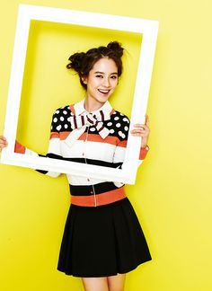 Song Ji Hyo - YESSE Spring Collection 2013