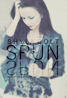 On sale for 99 cents Spun (Kings of Chaos Book 1) by Shyla Colt http://www.amazon.com/dp/B00W2L8C4Q/ref=cm_sw_r_pi_dp_P.Gkwb1FKWFZ3