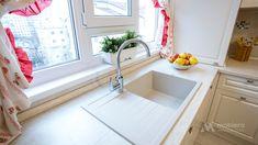 Mobila bucatarie clasica L-Shape - Mobila la comanda MOBIERA Iasi Home Decor Kitchen, Kitchen Interior, Sink, Sink Tops, Vessel Sink, Vanity Basin, Sinks, Wash Stand