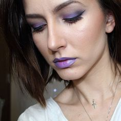 """""""Makeup deets in last two posts ! Hope everyone had a happy Monday """" Photo taken by @paulina_allure on Instagram, pinned via the InstaPin iOS App! http://www.instapinapp.com (04/20/2015)"""