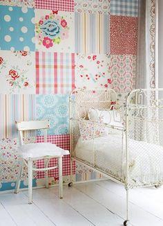Papeles pintados para niños #dormitorioinfantil #papelespintadosparaniños