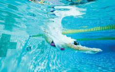 Water workouts aren& just for hardcore swimmers anymore. Learn how aquatic exercise can help you take your fitness to a whole new level. Swimming Pool Exercises, Pool Workout, Swimming Pools, Workout Tips, Freestyle Swimming, Water Workouts, Water Aerobics, Pool Games, Triathlon