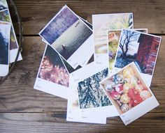"""Love this idea! """"printable instagram gift tags"""""""