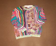 Vintage Coogi Sweater On Ebay!!!
