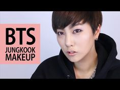 (ENG) 방탄소년단 정국 메이크업 BTS Jungkook inspired makeup | SSIN - YouTube