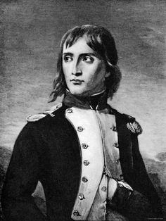 4) When Napoleon was sent to France for military school at the age of eight he wasn't ready for the academy so he studied  at the military college of Brienne, for a few years, learning French and some other important things.  Then he moved on to the academy learning many military tactics.