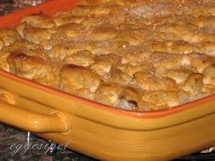 Macaroni And Cheese, French Toast, Breakfast, Ethnic Recipes, Food, Morning Coffee, Mac And Cheese, Essen, Meals