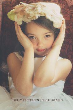 spring, child, flower, hat, vscofilm, vsco, Vsco Film, Fashion Photography, Hat, Flower, Children, Spring, Chip Hat, Young Children, Boys