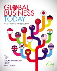 Global Business Today | McGraw-Hill Mcgraw Hill, Global Business, Cover, Creative, Blanket