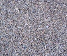 Smooth Pebble Floor